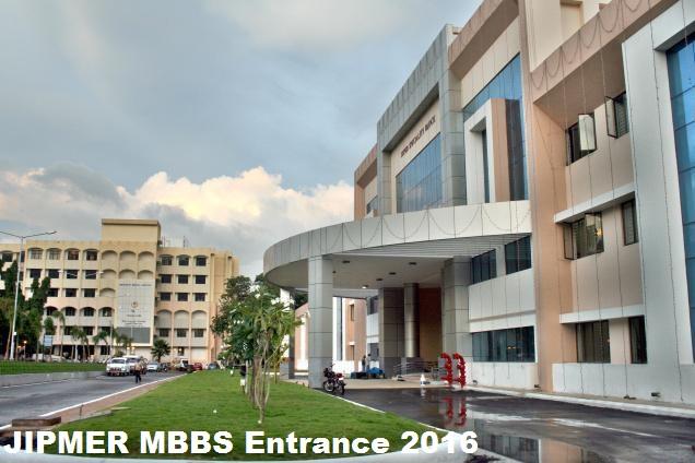 jipmer mbbs entrance