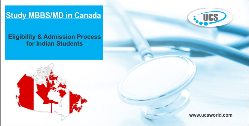 Study MBBS in Canada, Eligibility and Admission Process for