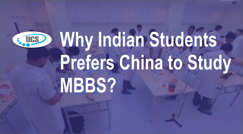 reasons to study mbbs in china