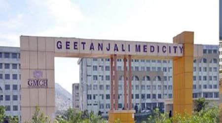 geetanjali medical college
