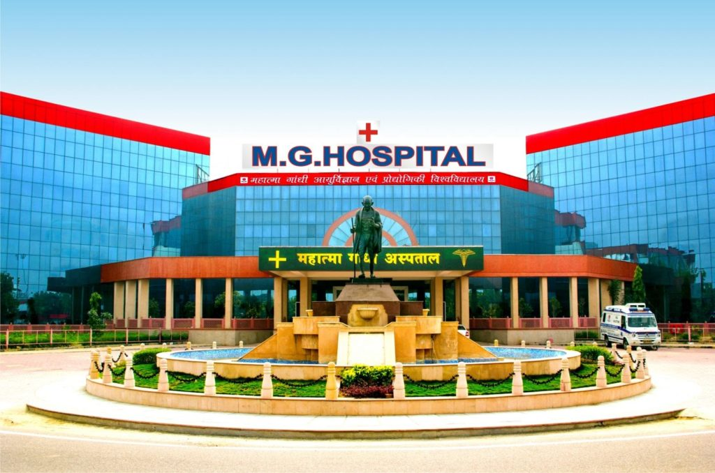 mahatma gandhi medical college jaipur