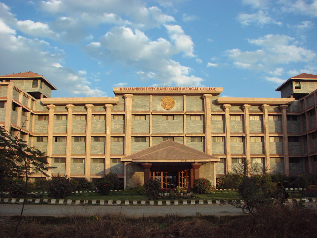 RD Gardi Medical College