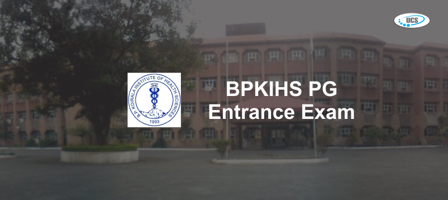 BPKIHS PG entrance exam