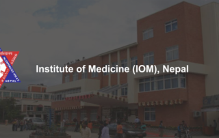 IOM MBBS entrance exam 2020