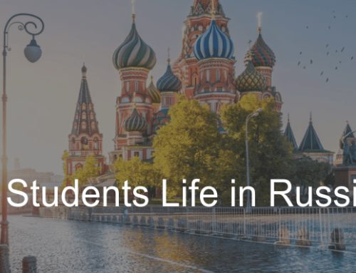 Medical Students Life in Russia