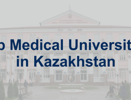 Checkout Top Medical Universities in Kazakhstan for Indian Students
