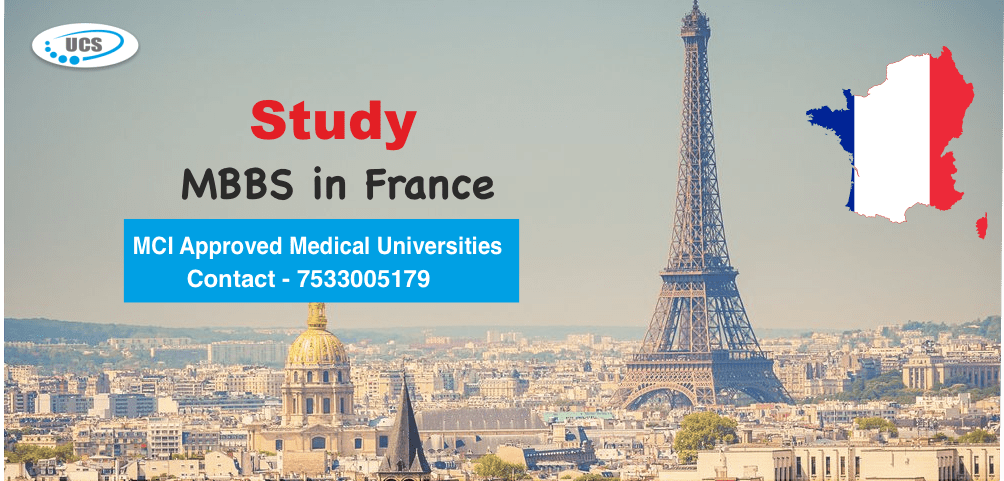 study mbbs in france