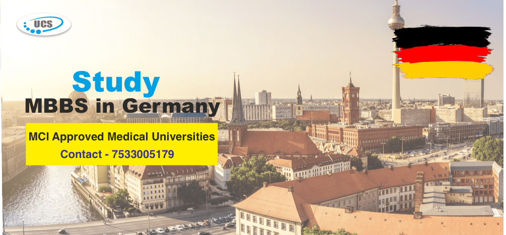 study MBBS in Germany
