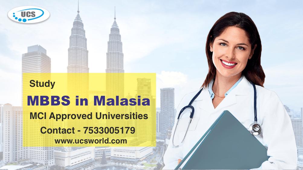 study MBBS in Malaysia