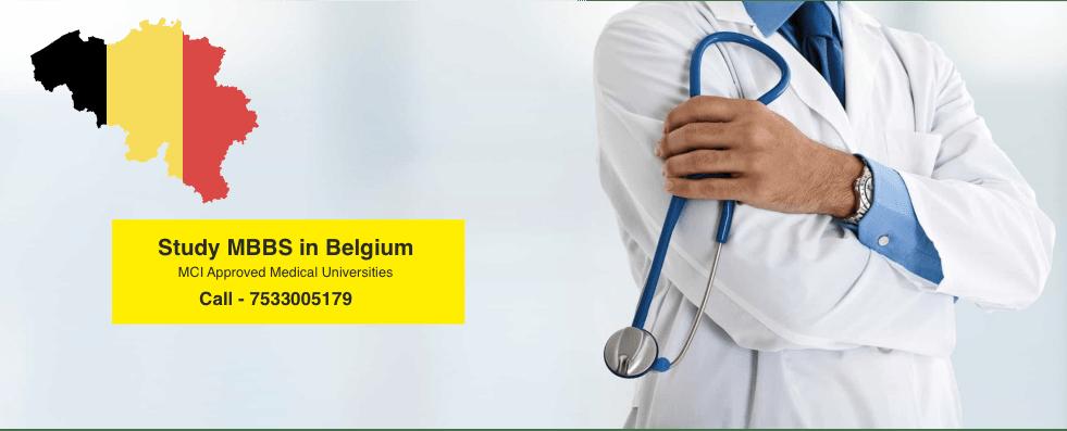 Study MBBS in Belgium