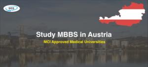 study mbbs in austria