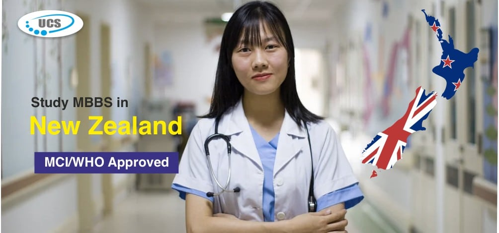 Study MBBS in New Zealand