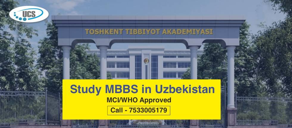 Study MBBS in Uzbekistan
