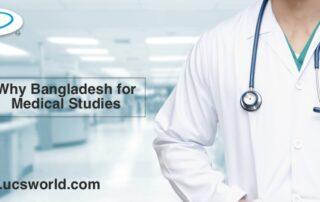 Bangladesh for medical studies