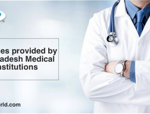 Facilities Provided in Medical Institutions of Bangladesh